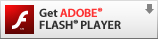 GET ADOBE FLASH PLAYER:他社のサイトへ